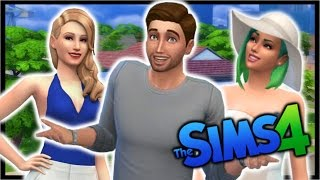 MY HOUSE GOT INVADED BY GIRLS!?! | Sims 4 | Ep 1
