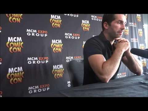 Scott Adkins Interview at London MCM Comic Con