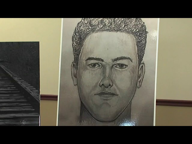 Video of suspect released in Indiana girls' deaths