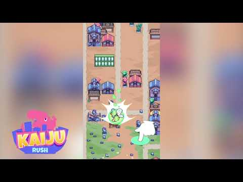 Kaiju Rush  for PC Window 7/8/10 Download (Official) 2020