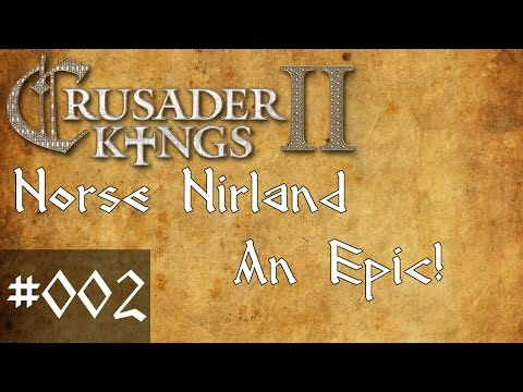 #02 Norse Ireland, Crusader Kings 2 - Conclave