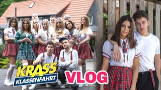 STRESS AM SET? 🤔 | KRASS KLASSENFAHRT 7 VLOG #2