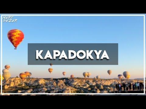 Kapadokya Gezi Vlogu (3 günde Kapadokya)