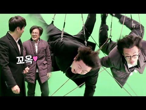 《MAKING FILM》Kim In Kwon·Kim Soo Ro·La Mi Ran, Amazing Ad Libs spot! @Come Back Mister