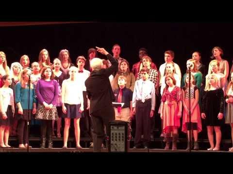 Greely Middle School Chorus 5