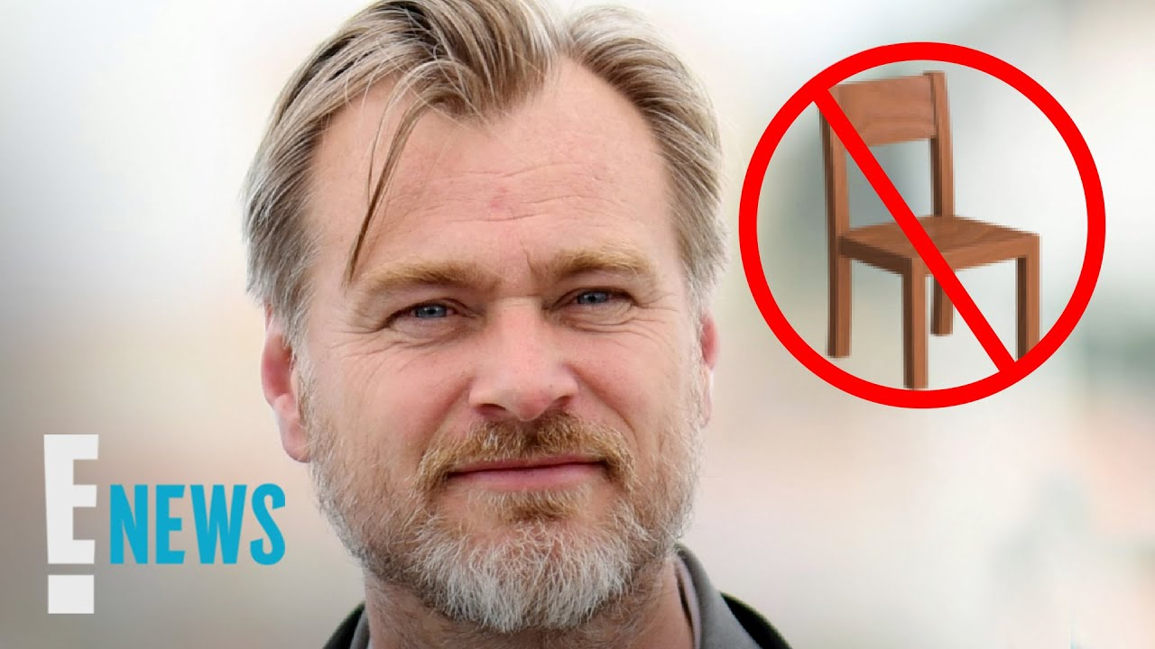 Christopher Nolan Slams Claim He Doesn't Allow Chairs On-Set News