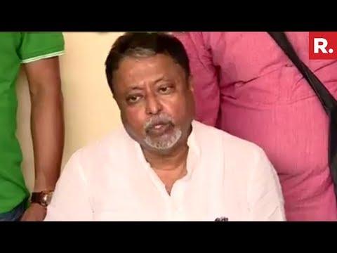 Senior Trinamool Congress Leader Mukul Roy Announces Resignation