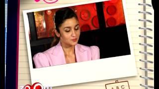 2 States Actor - Alia Bhatt - Promo | Genext
