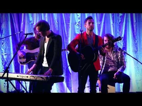 The Hoosiers - Worried About Ray - Live at Nobu Unplugged