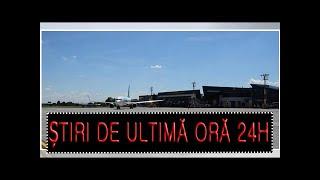 S-a redeschis Aeroportul Târgu-Mureș după un an și jumătate