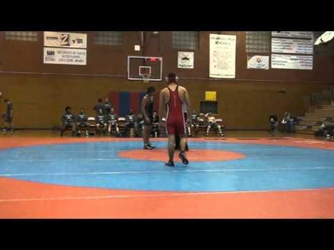 Granger High School Wrestling vs Hillcrest High School 160 Pounds 11-12