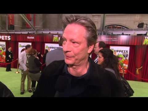"""The Muppets: Premiere Interview with Chris Cooper """"Tex Richman"""""""