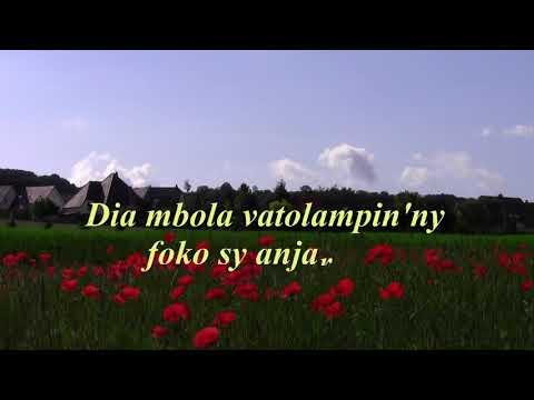 FA KRISTY NO ANTONY AHAVELOMAKO - Ndriana RAMAMONJY - Instrumental