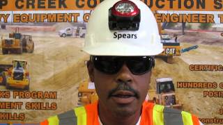 Heavy Equipment Operator Video Resunme-Tracy Spears