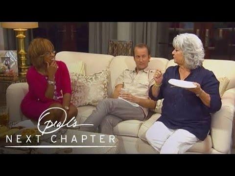 Webisode: Paula Deen's Husband Guesses Her Bra Size | Oprah's Next Chapter | Oprah Winfrey Network