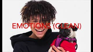 Iann Dior - Emotions CLEAN *BEST CLEAN VERSION*