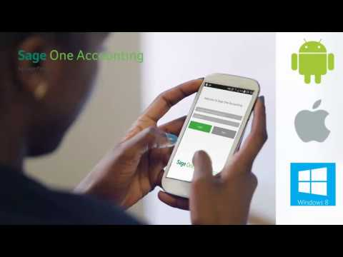 Sage Business Cloud Accounting (formerly known as Sage One): Invoicing and Mobility