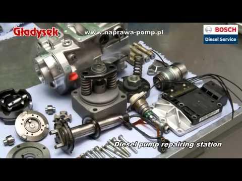 how to repair diesel pump