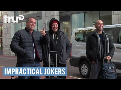 Impractical Jokers - Handcuffed to a Mime (Punishment) | truTV