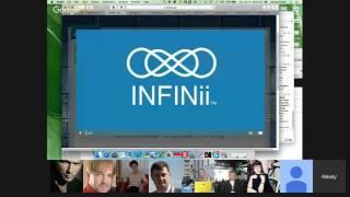 Часть 3  INFINII   где находятся инструменты для обучения торговли