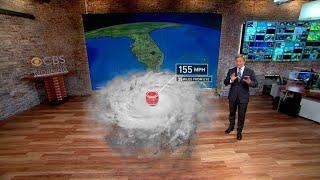 Hurricane Irma's most dangerous quadrant