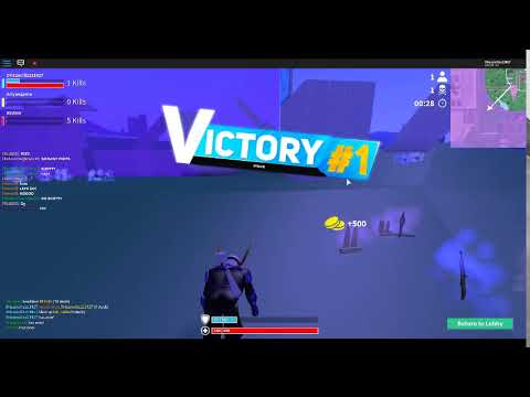 My first ever Strucid Win - YouTube
