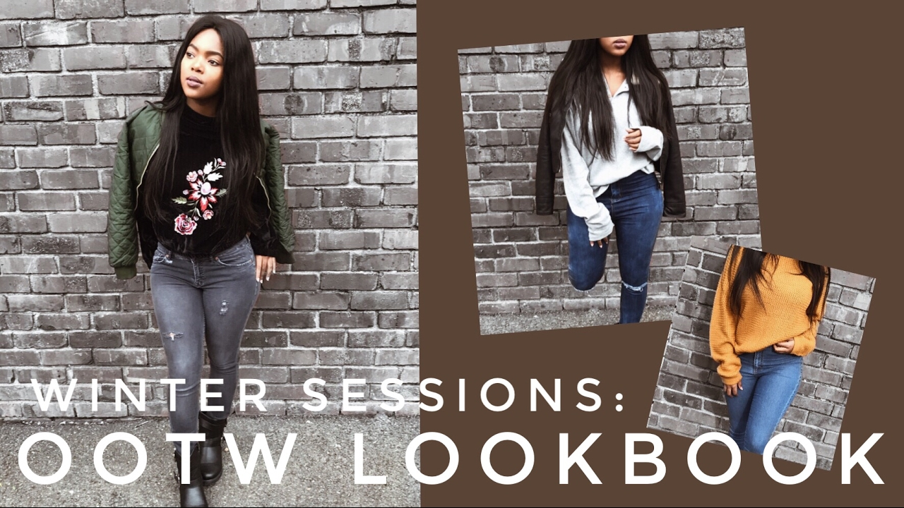 Winter Sessions: OOTW LookBook   South African YouTuber 4