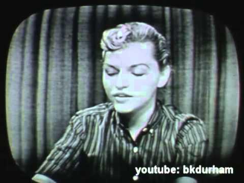 1950's Kinescope - religious TV show
