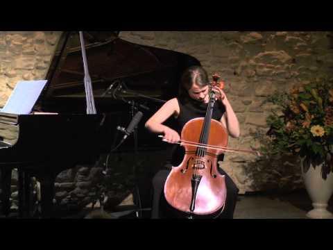 Maria Gabryś & Marie Waldmannová live in concert; Benjamin Britten