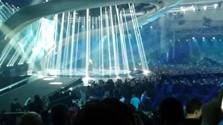 Blanche - City Lights (Belgium) Eurovision 2017 Grand Final LIVE