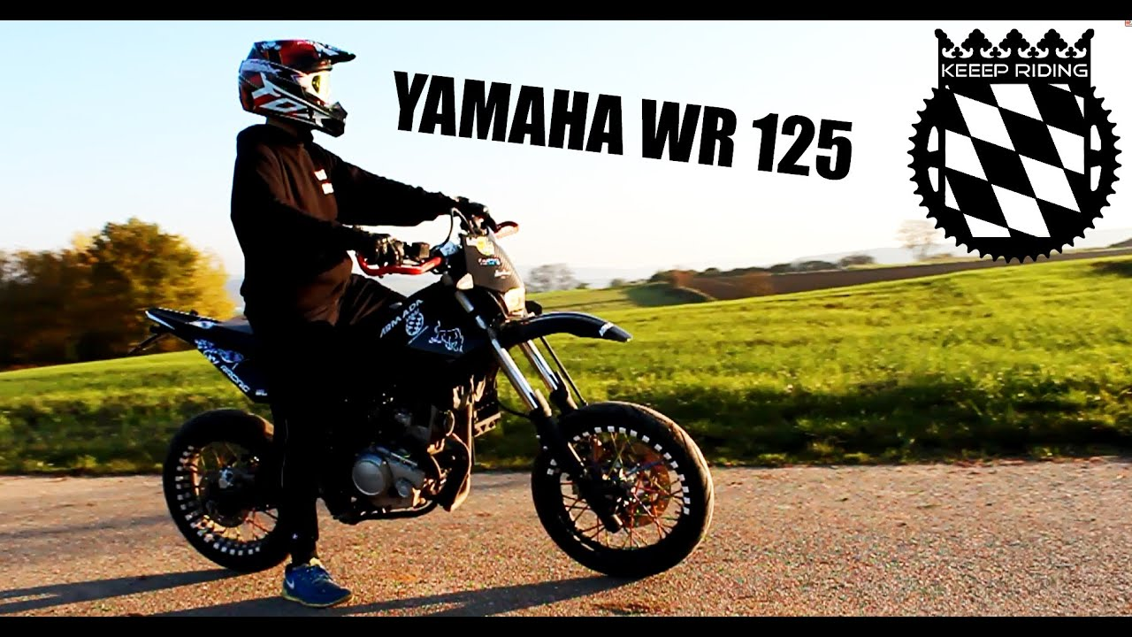 yamaha wr 125 showcase 1 youtube. Black Bedroom Furniture Sets. Home Design Ideas