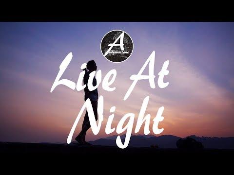 Different Heaven - Live at Night (Lyrics / Lyric Video) ft. Sophie Simmons