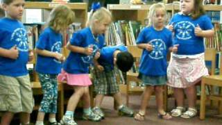 Pre-K Tooty Ta song