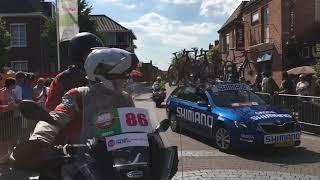 NK Wielrennen | Start De Heerlijckheijd Nispen