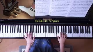 使用楽譜;月刊ピアノ2017年9月号、 採譜者:鈴木 奈美、(ぷりんと楽譜...