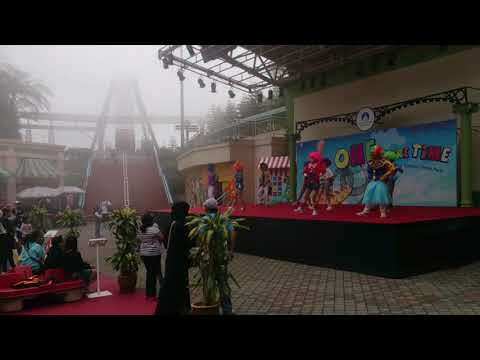 Genting Highlands  Resorts World Theme Park Malaysia  First World Indoor Theme Park