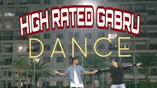 Nawabzaade : High Rated Gabru  Dance | Guru Randhawa | Dance Cover | Choreography
