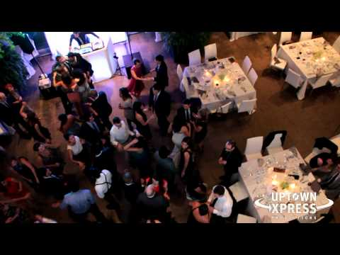 Greek Polish Montreal Wedding DJ at Glass Court Museum of Fine Art - Uptown Xpress