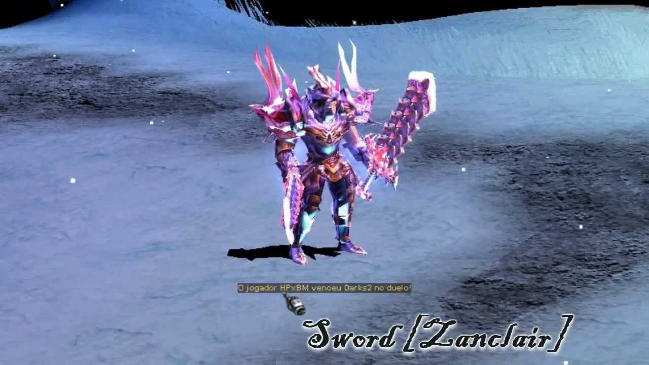 Download 3 Weapons By Zanclair [1Sw +2Staffs]