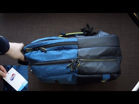 bf0814086d Review American Tourister City Drift 002 backpack Samsonite 15.6