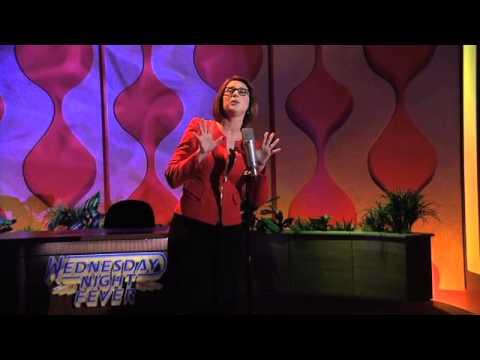 Download Julia Gillard 'I Dreamed a Dream' | Wednesday Night Fever | Wednesdays, 9.30pm | ABC1