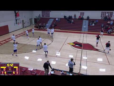 Nedrose High School vs. South Prairie High S Varsity Mens' Basketball