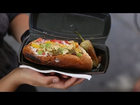 The Most Beautiful Sonoran Hot Dogs in Tucson