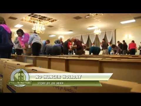 O'FallonTV: No Hunger Holiday | O'Fallon, Missouri