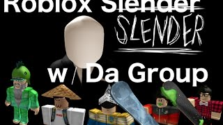 20 SUB SPECIAL!!! w/ Da Group | Roblox - Stop it Slender