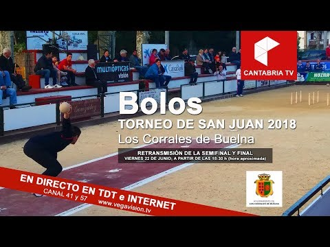 Torneo Bolos San Juan 2018