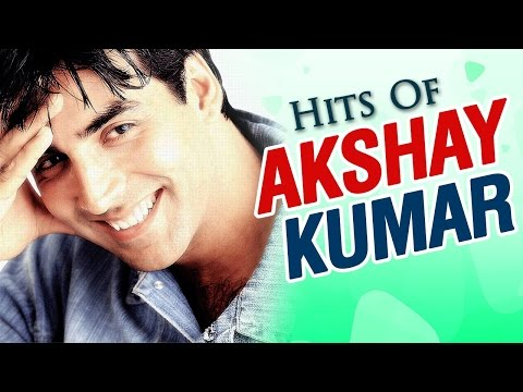 Hits of AKSHAY KUMAR Songs VIDEO JUKEBOX {HD} | Best 90's Songs | Akshay Kumar Top Hits