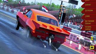 Burnout Championship Drag Racing