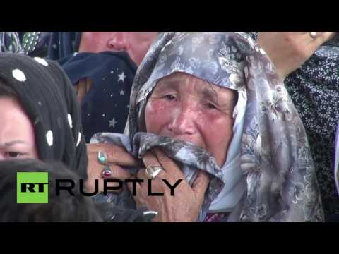 Afghanistan: First of 80 Hazara blast victims laid to rest in Kabul