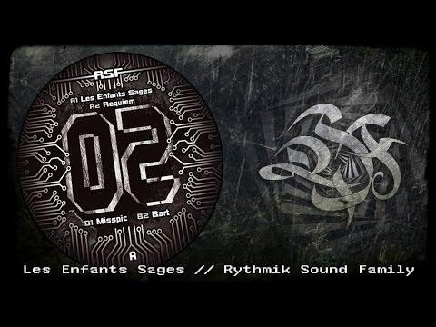 Les Enfants Sages on Rythmik Sound Family 02 [RSF 02]